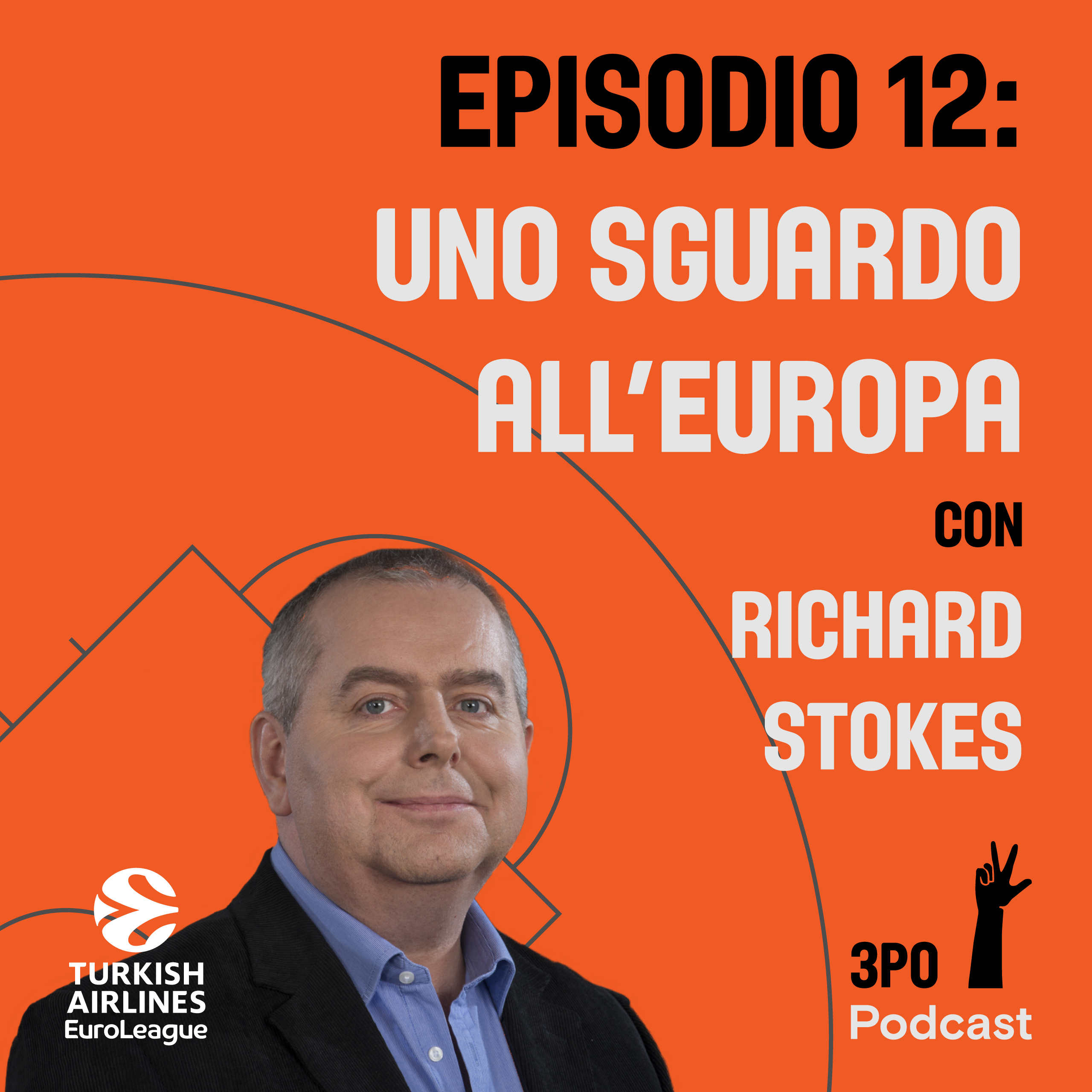 Episodio 12: Uno sguardo all'Europa con Richard Stokes